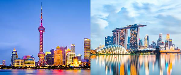 新加坡到上海/上海到新加坡海运搬家