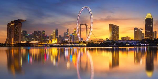 中国海运到新加坡