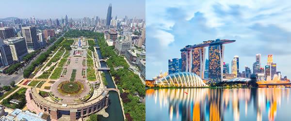 新加坡-济南
