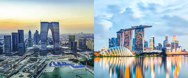 新加坡-苏州