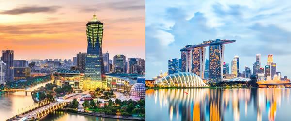 新加坡-杭州