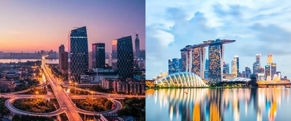 新加坡-武汉
