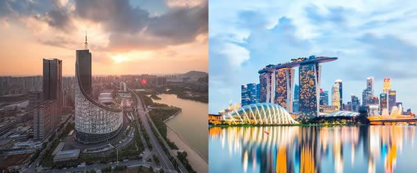 新加坡-合肥