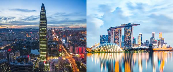 新加坡到深圳/深圳到新加坡海运搬家