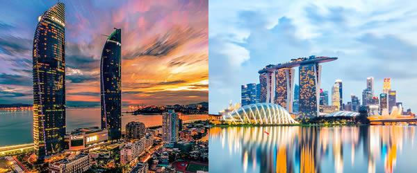 新加坡-厦门