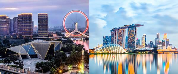 新加坡-天津